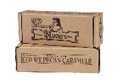 Gift Box of 16 Chewy Pecan Caramels